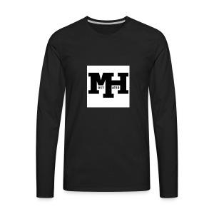 5728DD81 EC35 434B 9400 768D158D56B4 - Men's Premium Long Sleeve T-Shirt