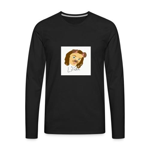 Lilian - Men's Premium Long Sleeve T-Shirt