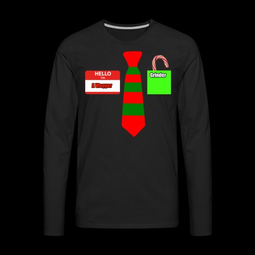 Christmas Merch! - Men's Premium Long Sleeve T-Shirt