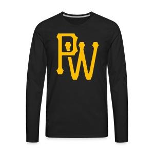 PLW - Men's Premium Long Sleeve T-Shirt
