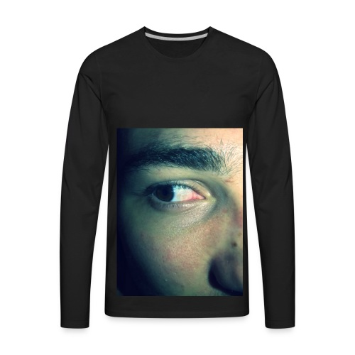 Red Eye - Men's Premium Long Sleeve T-Shirt