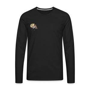 Thief in the night - Men's Premium Long Sleeve T-Shirt