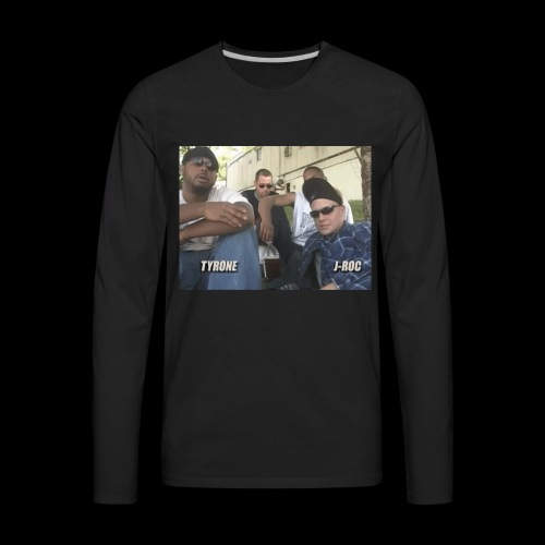 T and J-Roc Trailer Park Boys - Men's Premium Long Sleeve T-Shirt