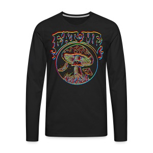 Eat Me Blur - Men's Premium Long Sleeve T-Shirt