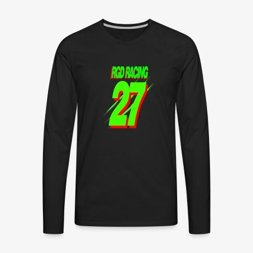 RGD Racing Jersey - Men's Premium Long Sleeve T-Shirt
