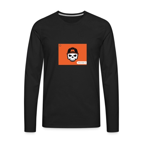 Bronson B gaming - Men's Premium Long Sleeve T-Shirt