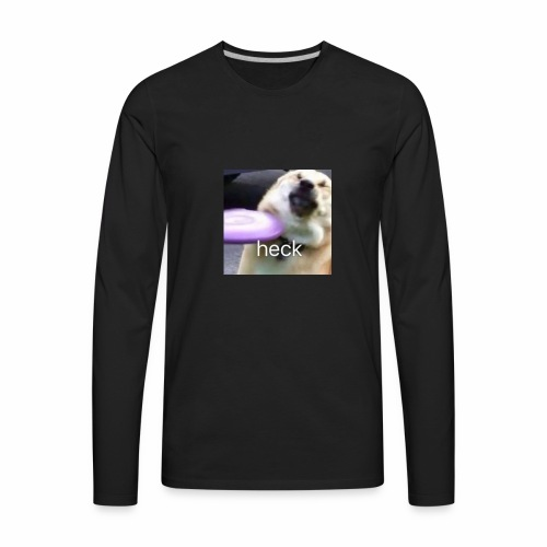 Heck - Men's Premium Long Sleeve T-Shirt