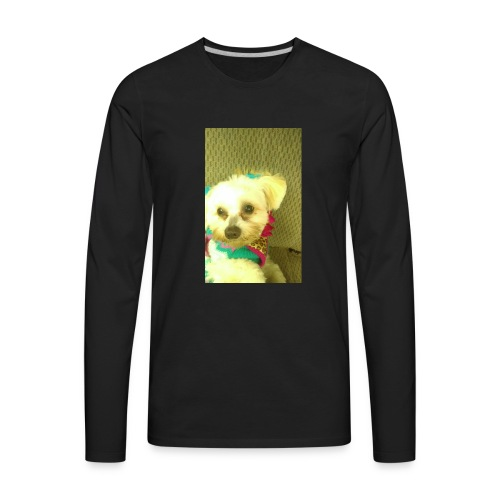 SAVEGE DOGE - Men's Premium Long Sleeve T-Shirt