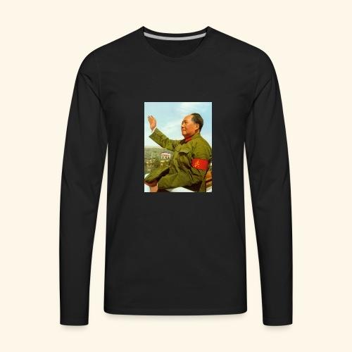 MAO - Men's Premium Long Sleeve T-Shirt
