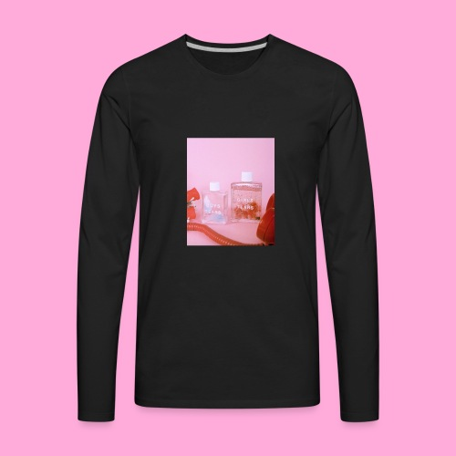 Girls / Boys tears - Men's Premium Long Sleeve T-Shirt