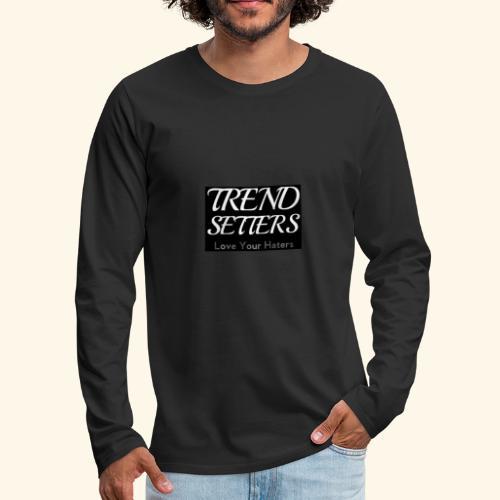 LOVE YOUR HATERS EDITON - Men's Premium Long Sleeve T-Shirt