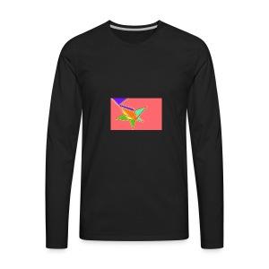 x-star - Men's Premium Long Sleeve T-Shirt
