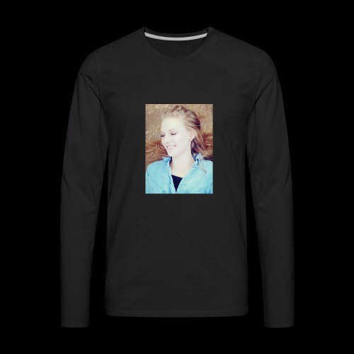 Christina3 - Men's Premium Long Sleeve T-Shirt