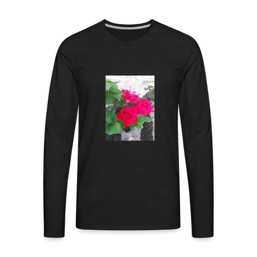 jessie's garden - Men's Premium Long Sleeve T-Shirt