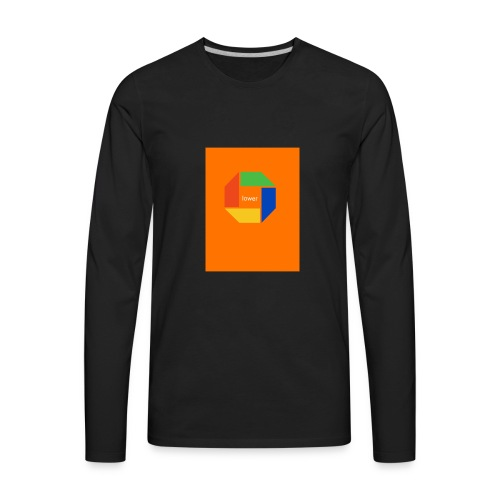 My merchandise shop - Men's Premium Long Sleeve T-Shirt