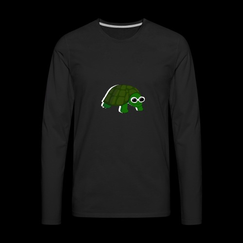 Clout Turtle - Men's Premium Long Sleeve T-Shirt