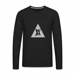 vVv - Men's Premium Long Sleeve T-Shirt