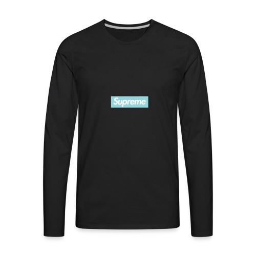 Supreme Blue - Men's Premium Long Sleeve T-Shirt