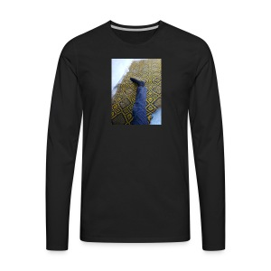 Leg - Men's Premium Long Sleeve T-Shirt