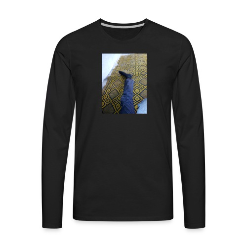 Leg - Men's Premium Long Sleeve T-Shirt