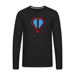 Crafty Krafter - Men's Premium Long Sleeve T-Shirt