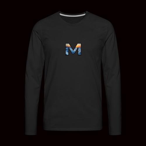 Mjpj - Men's Premium Long Sleeve T-Shirt