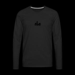 AirLines Entertainment - Men's Premium Long Sleeve T-Shirt