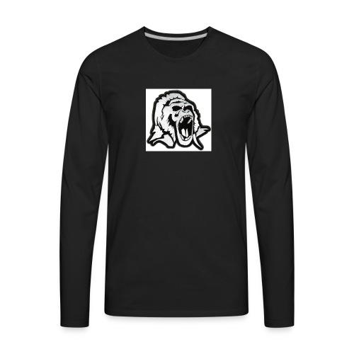 Gorilla Shop - Men's Premium Long Sleeve T-Shirt