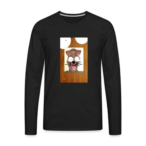 Face Change 1515867704471 - Men's Premium Long Sleeve T-Shirt