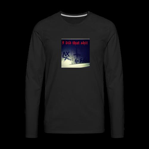 Hellbound 666 - Men's Premium Long Sleeve T-Shirt