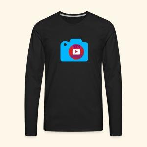 Ertel Nation Merchandise - Men's Premium Long Sleeve T-Shirt
