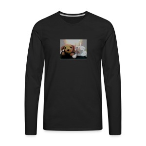 Buddy & Sparkles - Men's Premium Long Sleeve T-Shirt