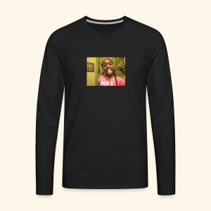 Brookiefrcreate - Men's Premium Long Sleeve T-Shirt