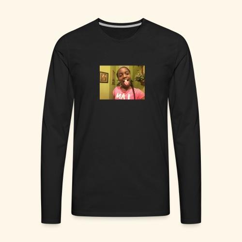 Brookiefrcreate - Men's Premium Long Sleeve T-Shirt