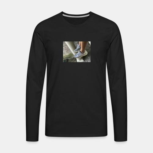 YZY - Men's Premium Long Sleeve T-Shirt