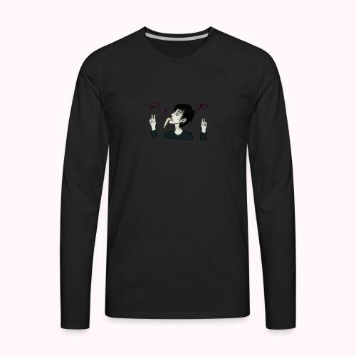 Get A Grip - Men's Premium Long Sleeve T-Shirt