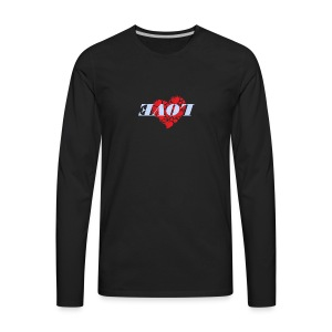 Love 180 - Men's Premium Long Sleeve T-Shirt