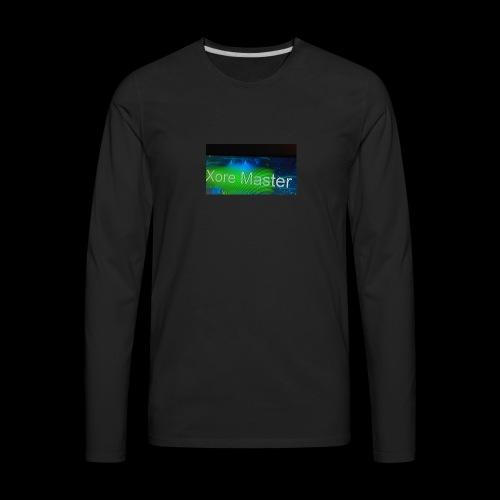 XoreMasterStore buy things it will make you cool.. - Men's Premium Long Sleeve T-Shirt
