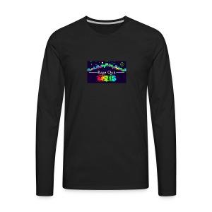 Rage Quitting - Men's Premium Long Sleeve T-Shirt