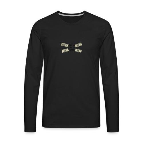 Dolla - Men's Premium Long Sleeve T-Shirt