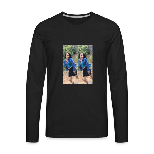 A TORI LOVER SHIRT - Men's Premium Long Sleeve T-Shirt