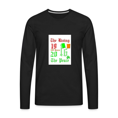 1916 Easter Rising - Men's Premium Long Sleeve T-Shirt