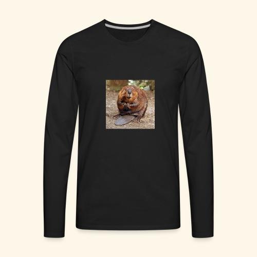 Beavers - Men's Premium Long Sleeve T-Shirt