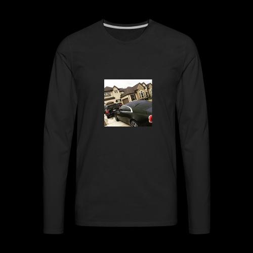 LargeLife.inc - Men's Premium Long Sleeve T-Shirt