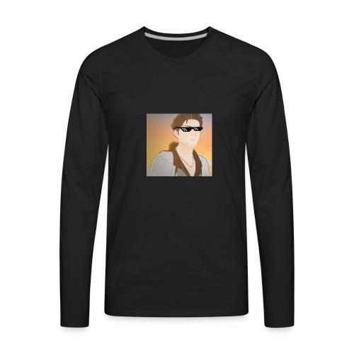 Qrow - Men's Premium Long Sleeve T-Shirt