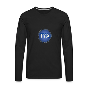 Texas Youth Advocates Apparel - Men's Premium Long Sleeve T-Shirt