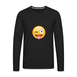 coolest tshirt - Men's Premium Long Sleeve T-Shirt