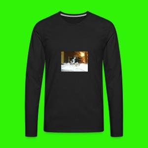 Sportswear (Eating Bone) - Men's Premium Long Sleeve T-Shirt
