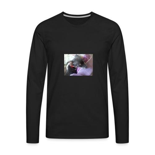 0101100607-00 - Men's Premium Long Sleeve T-Shirt