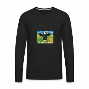 Prog On The Ranch - Men's Premium Long Sleeve T-Shirt